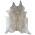 Light Exotic Cowhide Rug Medium Size